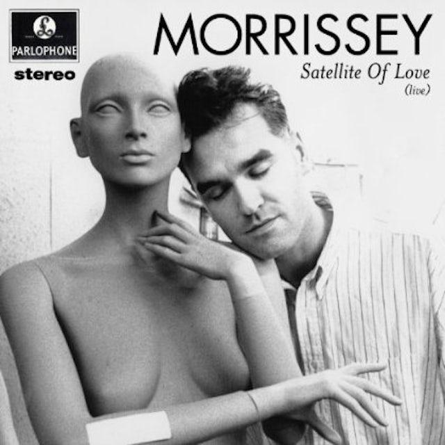 Morrissey SATELLITE OF LOVE Vinyl Record