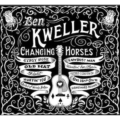 Ben Kweller CHANGING HORSES Vinyl Record