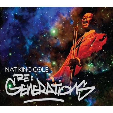 Nat King Cole RE: GENERATIONS Vinyl Record