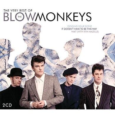 BEST OF THE BLOW MONKEYS CD