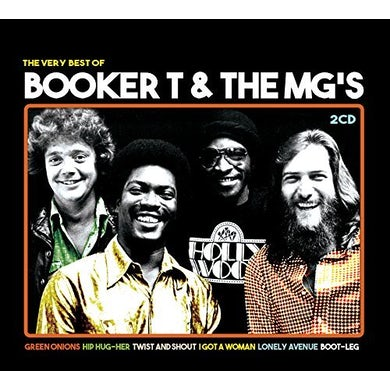 VERY BEST OF Booker T. & the M.G.'s CD