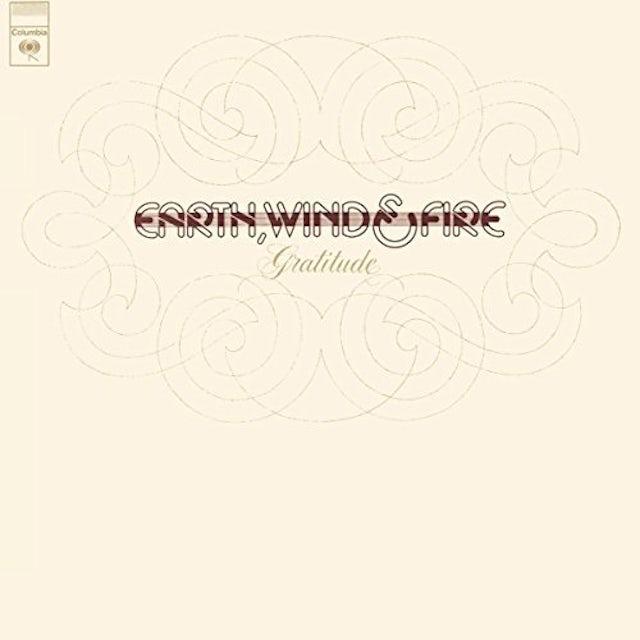 Earth, Wind & Fire GRATITUDE Vinyl Record