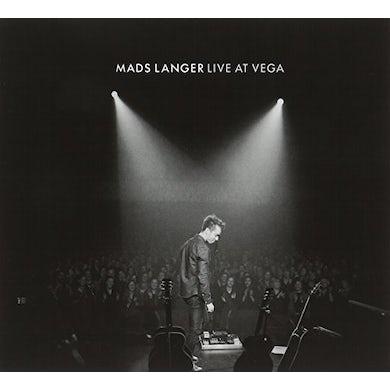 Mads Langer LIVE AT VEGA CD