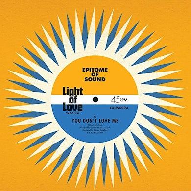EPITOME OF SOUND Vinyl Record - UK Release