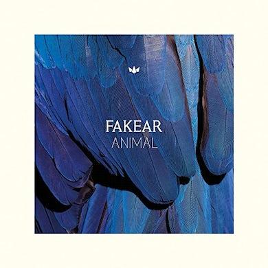 Fakear ANIMAL Vinyl Record - Gatefold Sleeve, Digital Download Included