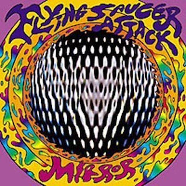 Flying Saucer Attack MIRROR Vinyl Record