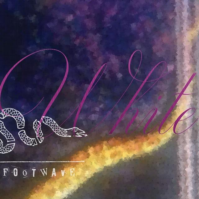 50 Foot Wave BATH WHITE Vinyl Record