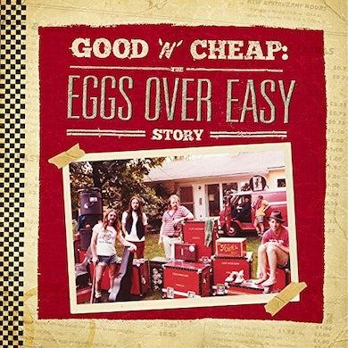 GOOD N CHEAP: THE EGGS OVER EASY STORY Vinyl Record Box Set