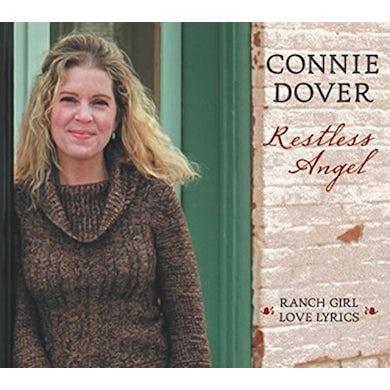 Connie Dover RESTLESS ANGEL (RANCH GIRL LOVE LYRICS) CD
