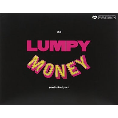 Frank Zappa LUMPY MONEY PROJECT/OBJECT CD