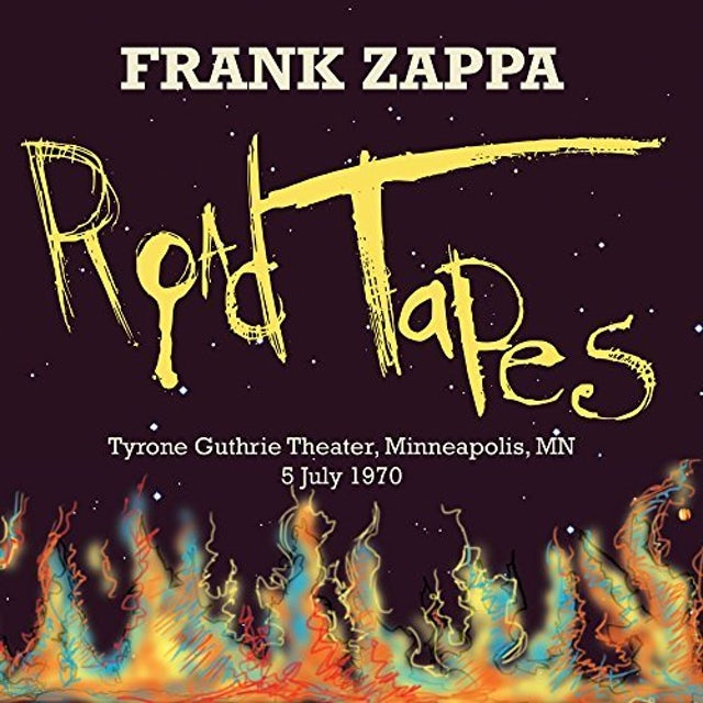 Frank Zappa Road Tapes Venue 3 Cd