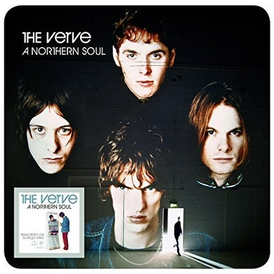 The Verve NORTHERN SOUL Vinyl Record - UK Release