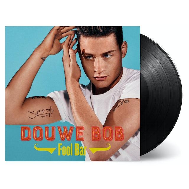 Bob Douwe FOOL BAR Vinyl Record