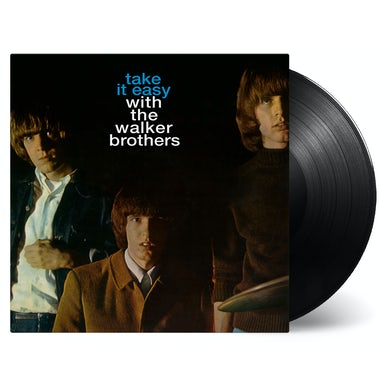 TAKE IT EASY WITH THE WALKER BROTHERS Vinyl Record