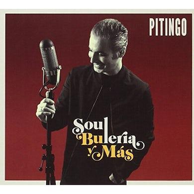 Pitingo SOUL BULERIA Y MAS CD