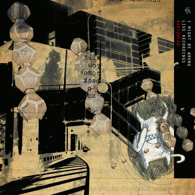 Radiohead I MIGHT BE WRONG CD