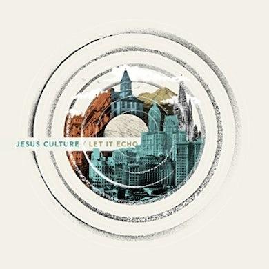 Jesus Culture LET IT ECHO UNPLUGGED CD