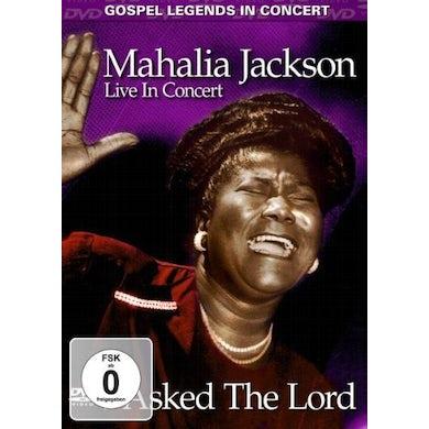 Mahalia Jackson I ASKED THE LORD DVD