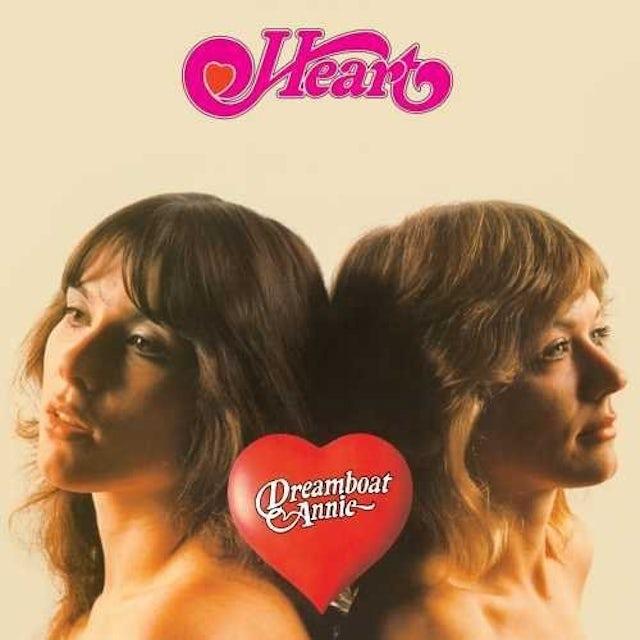 Heart DREAMBOAT ANNIE Vinyl Record