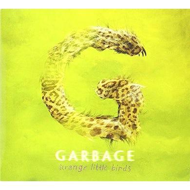 Garbage STRANGE LITTLE BIRDS CD