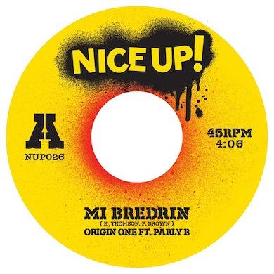 ORIGIN ONE MI BREDRIN Vinyl Record