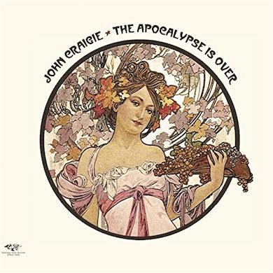 John Craigie APOCALYPSE IS OVER Vinyl Record