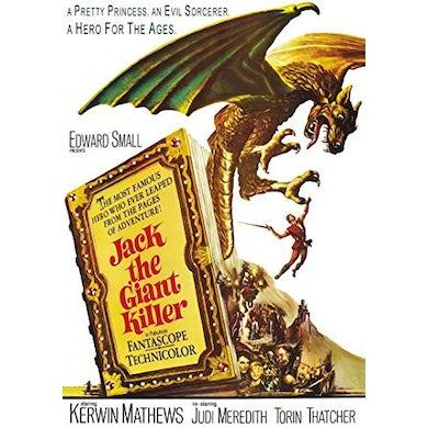 JACK THE GIANT KILLER DVD