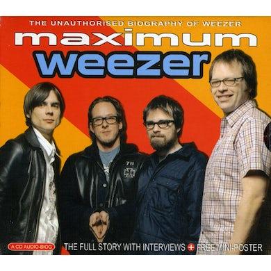 MAXIMUM WEEZER CD