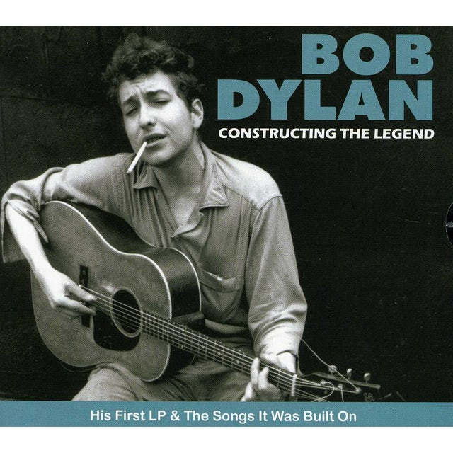 Bob Dylan CONSTRUCTING THE LEGEND CD
