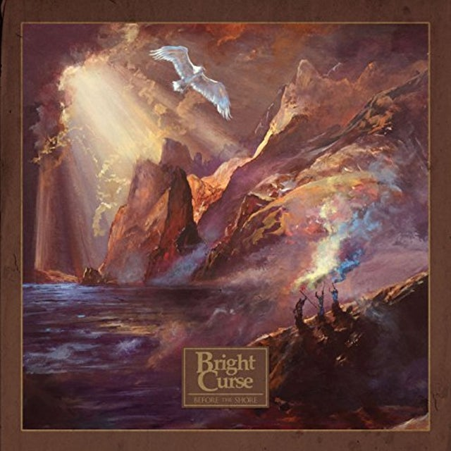 Bright Curse BEFORE THE SHORE Vinyl Record