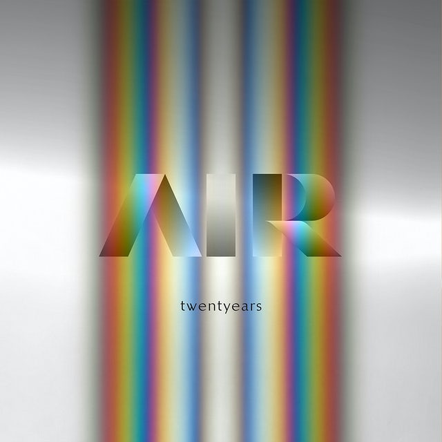Air TWENTYEARS CD