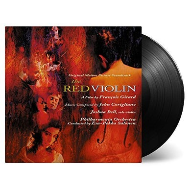 Joshua Bell RED VIOLIN / Original Soundtrack Vinyl Record