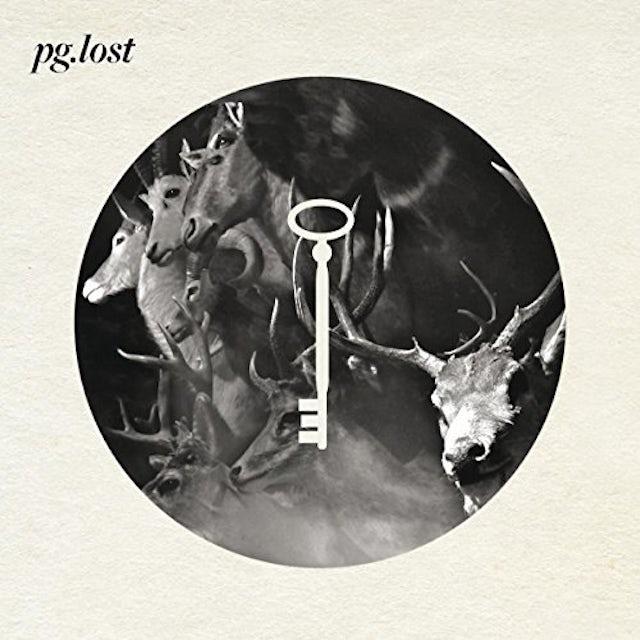 Pg.Lost KEY CD