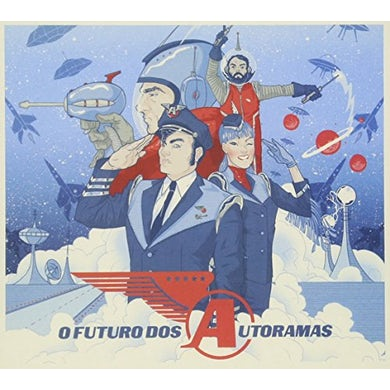 O FUTURO DOS AUTORAMAS CD