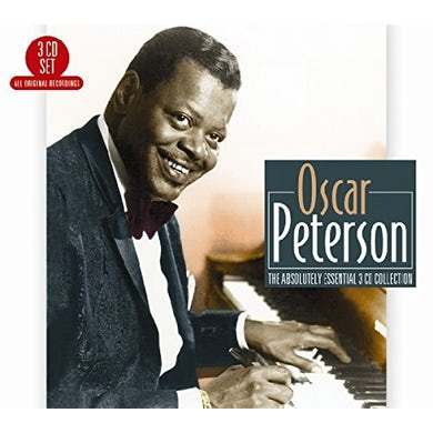 Oscar Peterson ABSOLUTELY ESSENTIAL 3 CD COLLECTION CD