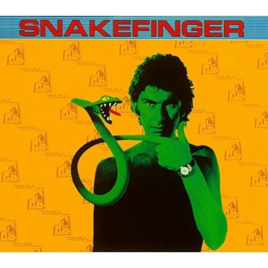 Snakefinger CHEWING HIDES THE SOUND CD