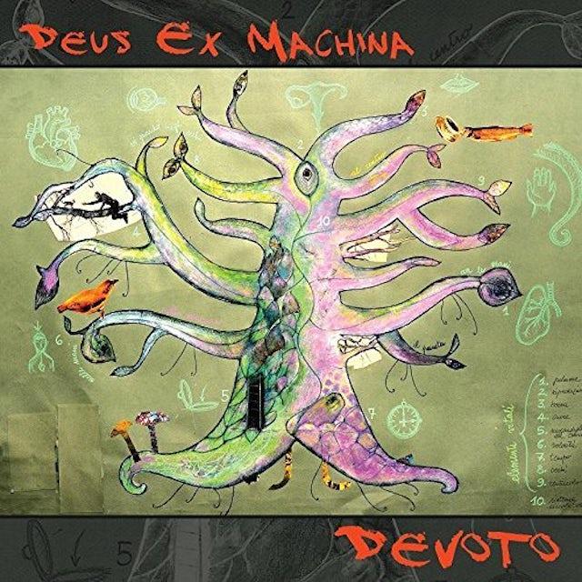 Deus Ex Machina DEVOTO CD