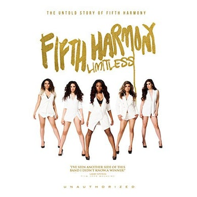 FIFTH HARMONY LIMITLESS DVD