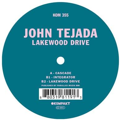 John Tejada LAKEWOOD DRIVE Vinyl Record