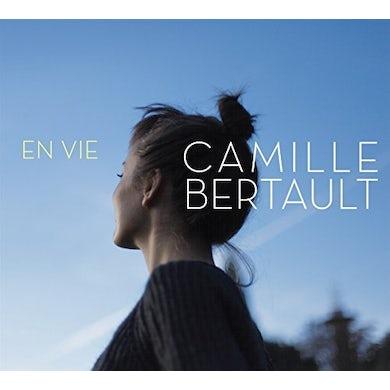 Camille Bertault EN VIE CD