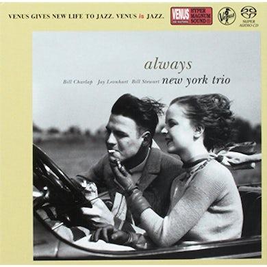 New York Trio ALLWAYS Super Audio CD