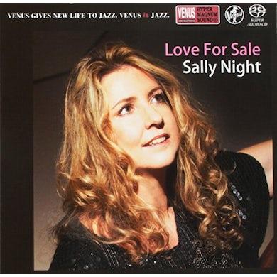 Sally Night LOVE FOR SALE Super Audio CD