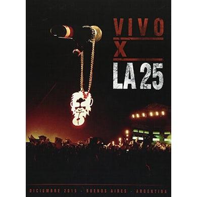 25 La VIVO X LA 25 CD