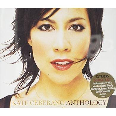 Kate Ceberano ANTHOLOGY CD
