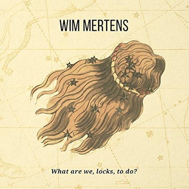 Wim Mertens WHAT ARE WE LOCKS TO DO CD