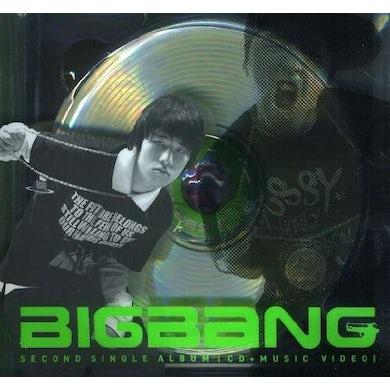 BIGBANG IS V.I.P (2ND SINGLE CD + VCD) CD