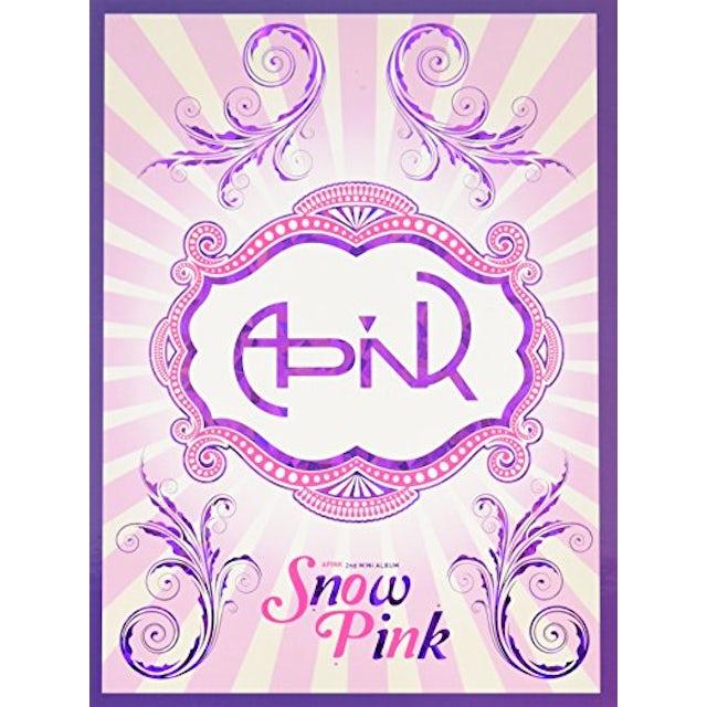 Apink SNOW PINK (MINI ALBUM) CD
