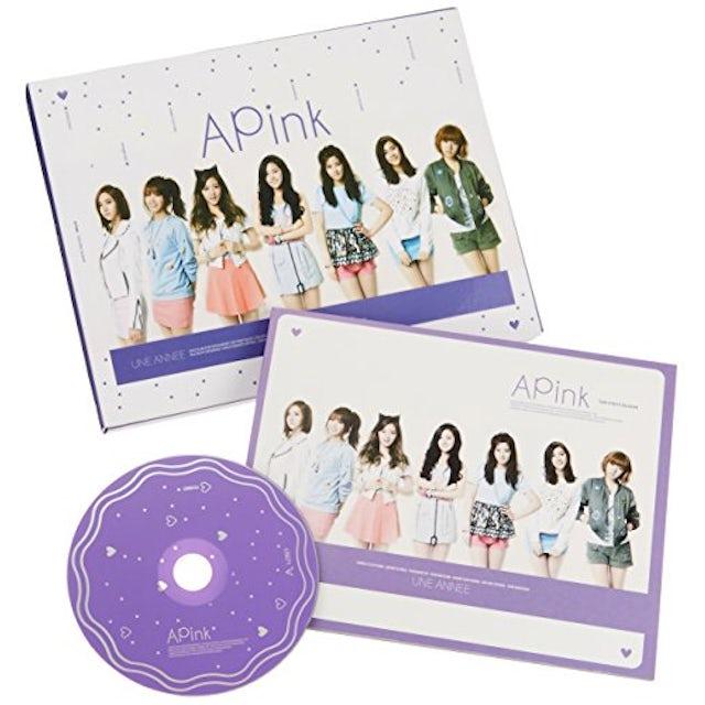 Apink VOL 1 UNE ANNEE CD