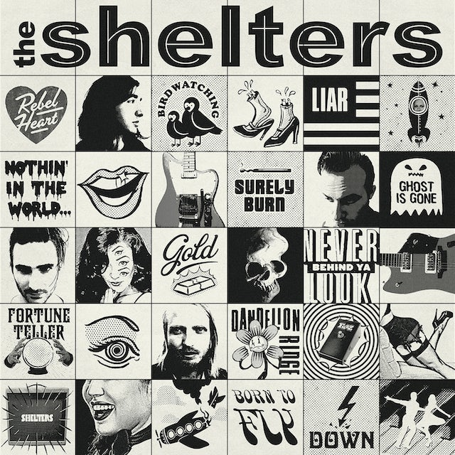 SHELTERS CD