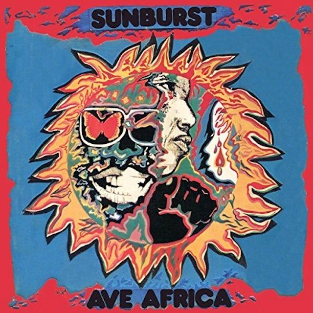 Sunburst AVE AFRICA CD